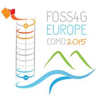 FOSS4G-E 2015 logo