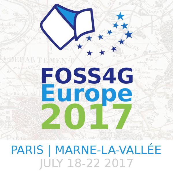 FOSS4G-E 2017 />       </a>     </center>   </div>   <div class=
